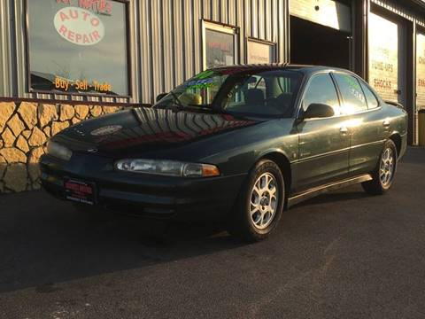 2000 Oldsmobile Intrigue for sale in Savanna, IL