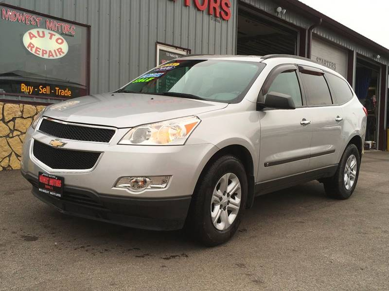 2010 Chevrolet Traverse for sale at Midwest Motors of Savanna in Savanna IL