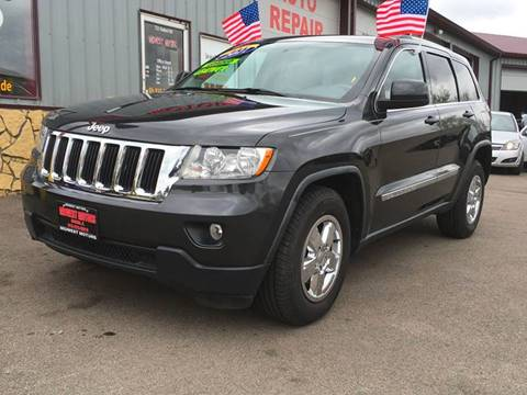 2011 Jeep Grand Cherokee for sale at Midwest Motors of Savanna in Savanna IL