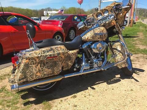 2007 Harley-Davidson Street Glide for sale at Midwest Motors of Savanna in Savanna IL