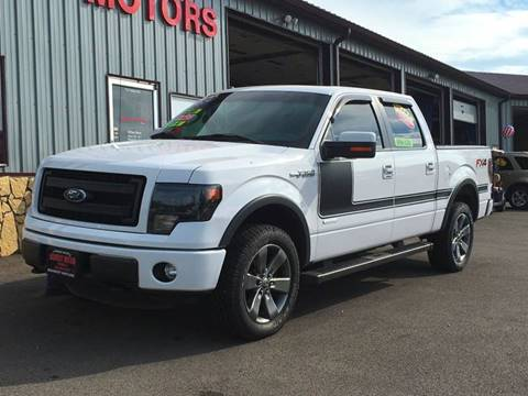 2014 Ford F-150 for sale at Midwest Motors of Savanna in Savanna IL