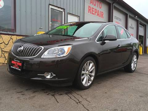 2013 Buick Verano for sale at Midwest Motors of Savanna in Savanna IL