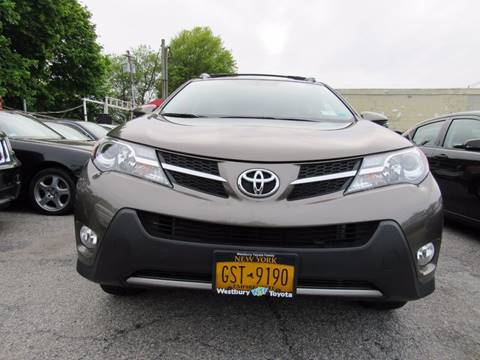 2014 Toyota RAV4 for sale at CarNation AUTOBUYERS, Inc. in Rockville Centre NY