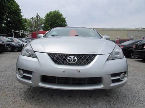 2007 Toyota Camry Solara for sale at CarNation AUTOBUYERS, Inc. in Rockville Centre NY
