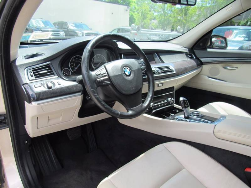 2010 Bmw 5 Series AWD 550i XDrive Gran Turismo 4dr Hatchback In