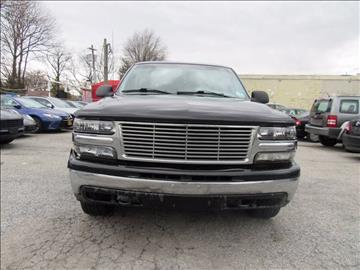 2001 Chevrolet Tahoe for sale at CarNation AUTOBUYERS, Inc. in Rockville Centre NY