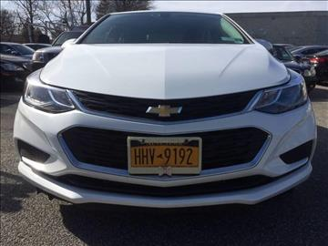 2016 Chevrolet Cruze for sale at CarNation AUTOBUYERS, Inc. in Rockville Centre NY