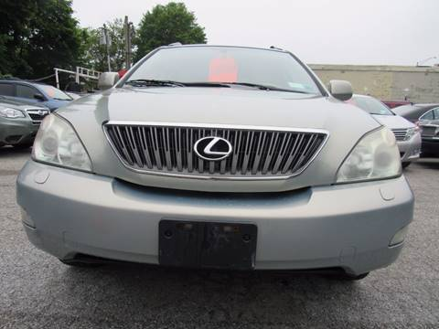 2007 Lexus RX 350 for sale at CarNation AUTOBUYERS, Inc. in Rockville Centre NY