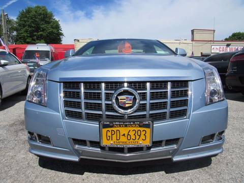 2013 Cadillac CTS for sale at CarNation AUTOBUYERS, Inc. in Rockville Centre NY