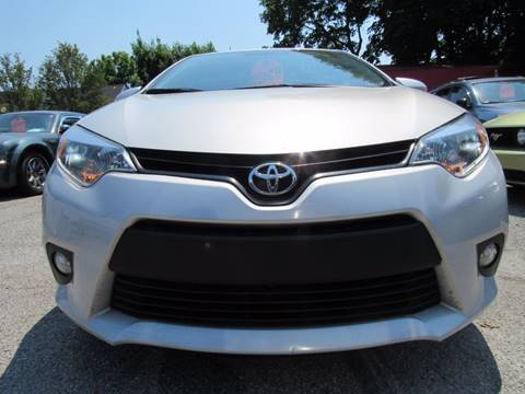 2014 Toyota Corolla for sale at CarNation AUTOBUYERS Inc. in Rockville Centre NY