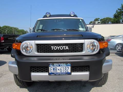 2008 Toyota FJ Cruiser for sale at CarNation AUTOBUYERS, Inc. in Rockville Centre NY