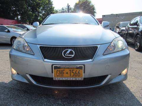 2007 Lexus IS 250 for sale at CarNation AUTOBUYERS, Inc. in Rockville Centre NY