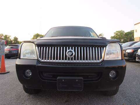 2003 Mercury Mountaineer for sale at CarNation AUTOBUYERS, Inc. in Rockville Centre NY