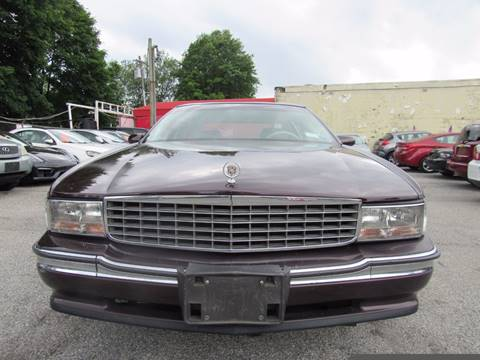 1995 Cadillac DeVille for sale at CarNation AUTOBUYERS, Inc. in Rockville Centre NY