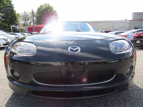 2008 Mazda MX-5 Miata for sale at CarNation AUTOBUYERS, Inc. in Rockville Centre NY