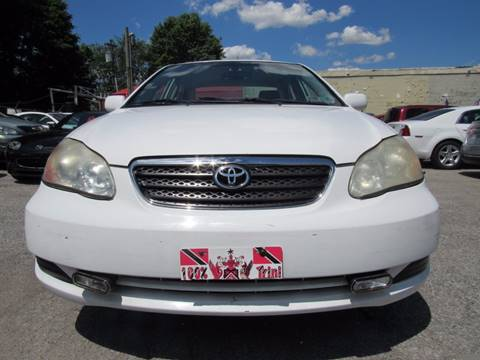 2008 Toyota Corolla for sale at CarNation AUTOBUYERS Inc. in Rockville Centre NY
