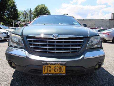 2005 Chrysler Pacifica for sale at CarNation AUTOBUYERS, Inc. in Rockville Centre NY