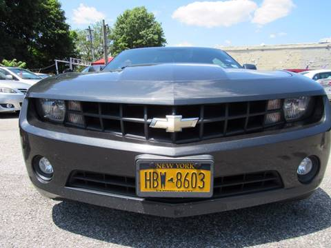 2012 Chevrolet Camaro for sale at CarNation AUTOBUYERS, Inc. in Rockville Centre NY