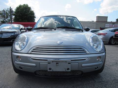 2003 MINI Cooper for sale at CarNation AUTOBUYERS, Inc. in Rockville Centre NY