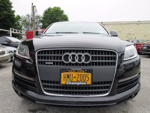 2009 Audi Q7 for sale at CarNation AUTOBUYERS, Inc. in Rockville Centre NY