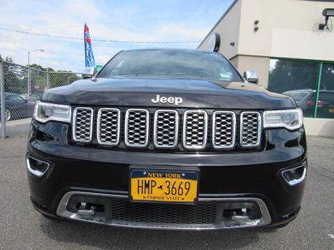2017 Jeep Grand Cherokee for sale at CarNation AUTOBUYERS, Inc. in Rockville Centre NY