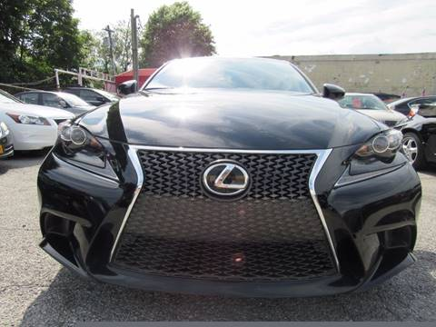 2014 Lexus IS 250 for sale at CarNation AUTOBUYERS, Inc. in Rockville Centre NY