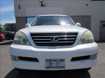 2004 Lexus GX 470 for sale at CarNation AUTOBUYERS, Inc. in Rockville Centre NY