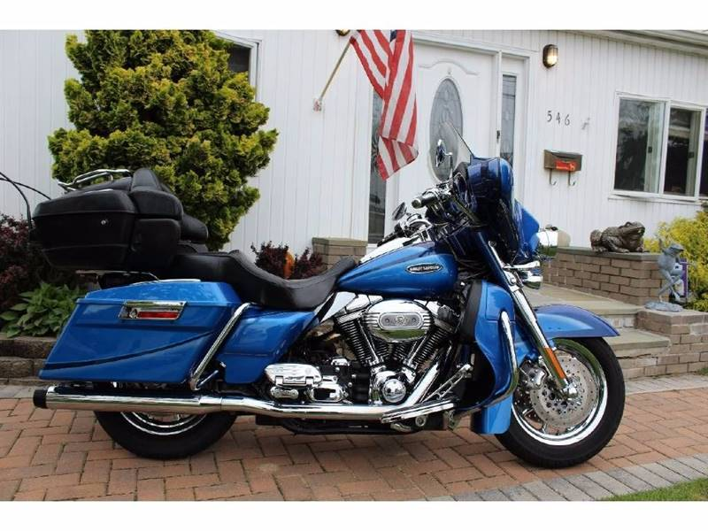 2007 Harley Davidson FLHTCuse2 Screamin' Eagle for sale at CarNation AUTOBUYERS, Inc. in Rockville Centre NY