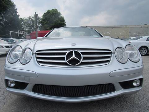 2006 Mercedes-Benz SL-Class for sale at CarNation AUTOBUYERS, Inc. in Rockville Centre NY