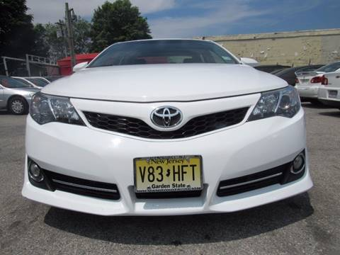 2012 Toyota Camry for sale at CarNation AUTOBUYERS Inc. in Rockville Centre NY