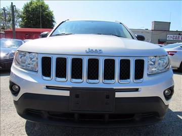 2011 Jeep Compass for sale at CarNation AUTOBUYERS, Inc. in Rockville Centre NY