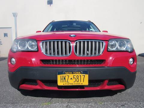 2007 BMW X3 for sale at CarNation AUTOBUYERS, Inc. in Rockville Centre NY