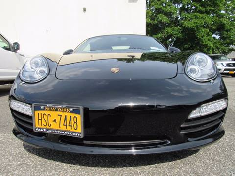 2012 Porsche Boxster for sale at CarNation AUTOBUYERS, Inc. in Rockville Centre NY