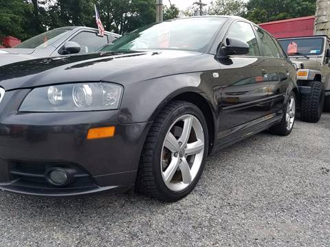 2008 Audi A3 for sale at CarNation AUTOBUYERS, Inc. in Rockville Centre NY