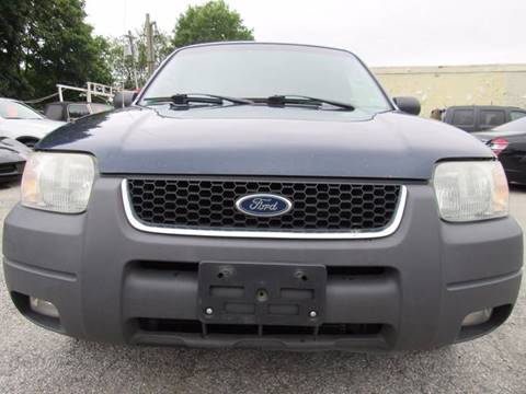 2004 Ford Escape for sale at CarNation AUTOBUYERS, Inc. in Rockville Centre NY