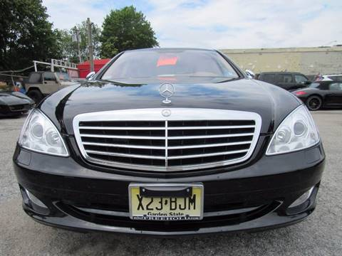 2008 Mercedes-Benz S-Class for sale at CarNation AUTOBUYERS, Inc. in Rockville Centre NY