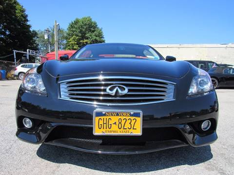 2014 Infiniti Q60 Coupe for sale at CarNation AUTOBUYERS, Inc. in Rockville Centre NY