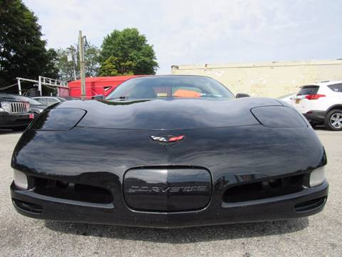 2004 Chevrolet Corvette for sale at CarNation AUTOBUYERS, Inc. in Rockville Centre NY