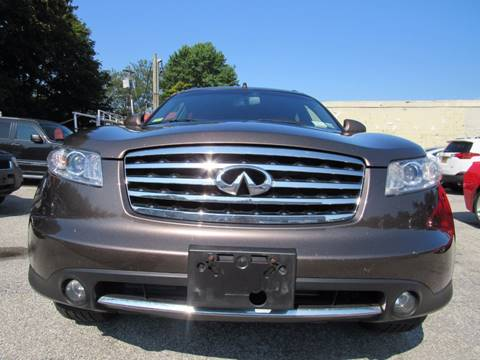 2007 Infiniti FX35 for sale at CarNation AUTOBUYERS, Inc. in Rockville Centre NY