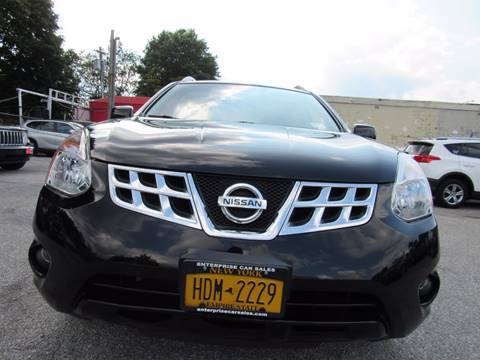 2013 Nissan Rogue for sale at CarNation AUTOBUYERS, Inc. in Rockville Centre NY