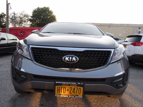 2016 Kia Sportage for sale at CarNation AUTOBUYERS, Inc. in Rockville Centre NY