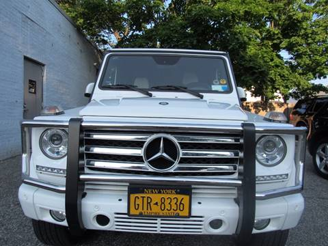 2014 Mercedes-Benz G-Class for sale at CarNation AUTOBUYERS, Inc. in Rockville Centre NY