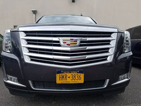 2016 Cadillac Escalade ESV for sale at CarNation AUTOBUYERS, Inc. in Rockville Centre NY