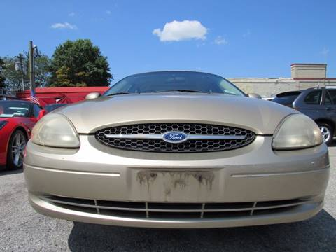 2001 Ford Taurus for sale at CarNation AUTOBUYERS, Inc. in Rockville Centre NY