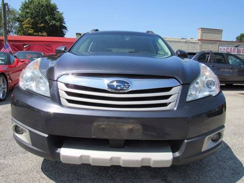 2011 Subaru Outback for sale at CarNation AUTOBUYERS, Inc. in Rockville Centre NY