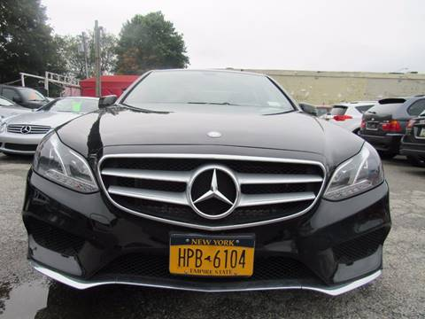 2014 Mercedes-Benz E-Class for sale at CarNation AUTOBUYERS Inc. in Rockville Centre NY
