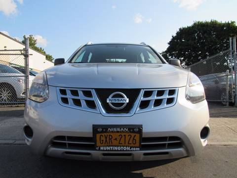 2015 Nissan Rogue Select for sale at CarNation AUTOBUYERS, Inc. in Rockville Centre NY