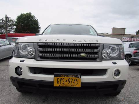 2008 Land Rover Range Rover Sport for sale at CarNation AUTOBUYERS, Inc. in Rockville Centre NY