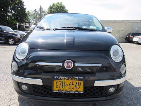 2012 FIAT 500 for sale at CarNation AUTOBUYERS, Inc. in Rockville Centre NY
