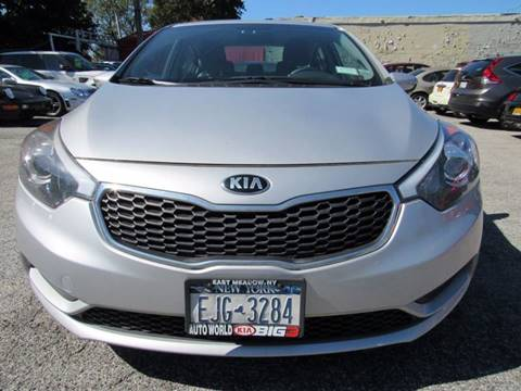 2015 Kia Forte for sale at CarNation AUTOBUYERS Inc. in Rockville Centre NY